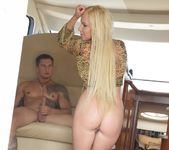 Angie Koks double fucked on the boat 14