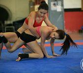 NudeFightClub presents Kerry vs Mira Cuckold 13