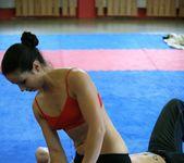 NudeFightClub presents Kerry vs Mira Cuckold 18
