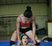 NudeFightClub presents Kerry vs Mira Cuckold 22