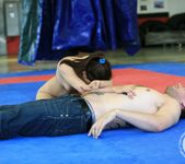 NudeFightClub presents Kerry vs Mira Cuckold 30