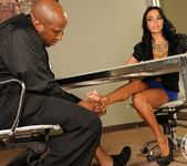 Anissa Kate - Boss takes black - 21 Sextury 4