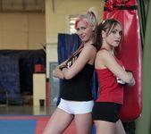 White Angel VS Leyla Black 7