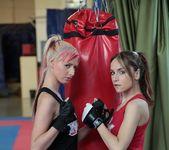 White Angel VS Leyla Black 8