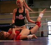 White Angel VS Leyla Black 12