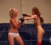 White Angel VS Leyla Black 18
