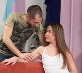 Jazzy - teen fucked in the ass 2