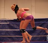 Becky Stevens VS Barbie Black 6