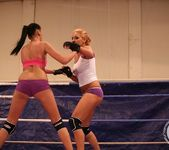 Becky Stevens VS Barbie Black 9