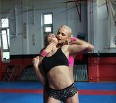 Cathy Heaven VS Ivana Sugar 3