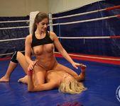 Cathy Heaven VS Ivana Sugar 8