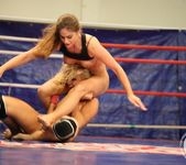 Cathy Heaven VS Ivana Sugar 9