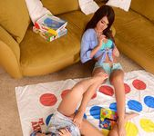 Alexis Brill & Foxy Di - Hot Legs and Feet 4