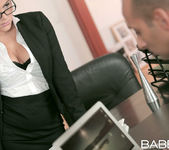 Caught In The Rain - Valentina Nappi, Tony Brooklyn 10