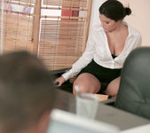 Caught In The Rain - Valentina Nappi, Tony Brooklyn 28