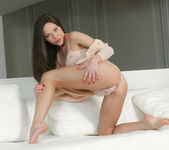 Subil Arch Gets Her Sweet Hole Satisfied In Bed 3