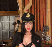 Crystall Anne - Sexy Stewardess 5