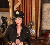 Crystall Anne - Sexy Stewardess 6