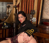 Crystall Anne - Sexy Stewardess 13
