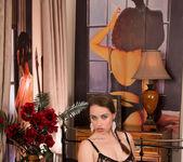 Olga Cabaeva - See Through Lingerie 12