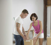Moving In And Out - Shalina Levine, Rubby Belle, Matt Ice 5