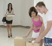 Moving In And Out - Shalina Levine, Rubby Belle, Matt Ice 12