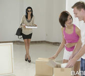 Moving In And Out - Shalina Levine, Rubby Belle, Matt Ice 13
