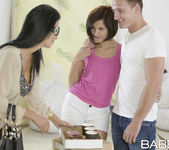 Moving In And Out - Shalina Levine, Rubby Belle, Matt Ice 19