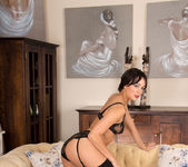 Tracy Rose - Black Lace - Anilos 6
