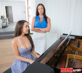 Kendra Lust, Dillion Harper - Laws Of Attraction - Moms Bang 2