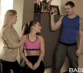 Working Up A Sweat - Afrodity, Jenny Glam, Grey 6