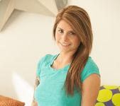 Hailey Leigh - Green Shirt 2