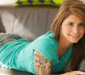 Hailey Leigh - Green Shirt 4
