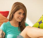 Hailey Leigh - Green Shirt 10