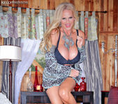 Tribal Tease - Kelly Madison 4