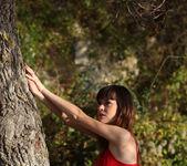 Red skirt - Nansy - Zemani 2