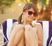 Hailey Leigh - Backyard Strip 12