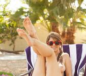 Hailey Leigh - Backyard Strip 14