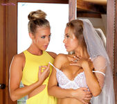 Nicole Aniston And Samantha Saint Enjoy Some Lesbian Fucking 3