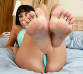 Anissa Kate Loves Dick in Her Ass and Between Her Soles 3