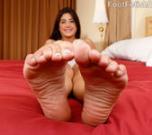 Natalie Monroe - Foot Fetish Daily 2