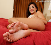 Natalie Monroe - Foot Fetish Daily 3
