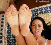 Sabrina Banks - Foot Fetish Daily 2