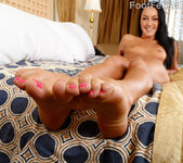 Sabrina Banks - Foot Fetish Daily 5