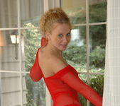 Lucky - Red Mesh - SpunkyAngels 6