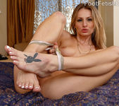 Natasha Starr - Foot Fetish Daily 3