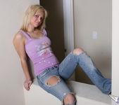 Danielle Lynn - Ripped Jeans - SpunkyAngels 2