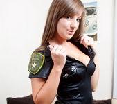 Cate Harrington - Horny Cop - SpunkyAngels 3