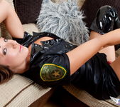 Cate Harrington - Horny Cop - SpunkyAngels 7
