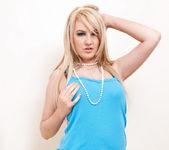 Katie K - Fishnet Pearls - SpunkyAngels 2